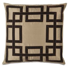 Traditional Regent Throw Pillow