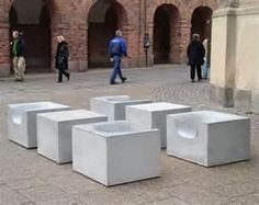 Image detail for -Concrete furniture by Danish Designers Komplot for Nola - Modern ...