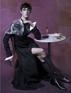 Vogue Italia March 2016  - Steven Meisel, Benn Northover