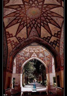 Fin Garden , Iran , Kashan