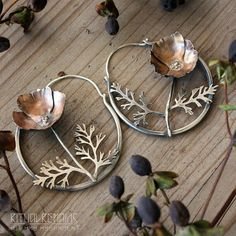 Beautiful earring