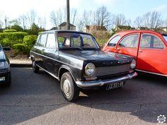 #Simca #1100 vue à l'expo-bourse de Courtenay. Reportage complet sur notre site : http://newsdanciennes.com/2015/04/12/grand-format-news-danciennes-a-courtenay/ #Classic #Car