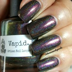 Vapid HHC Custom Spellcaster no flash Nail Designs, Nail Polish, Nails, Beauty, Indie, Collection, Finger Nails, Ongles, Nail Design