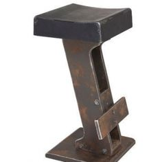 Rustic Bar Stool - DLO - http://www.designerlivingonline.co.uk/index.php?route=product/product=35_37_id=969