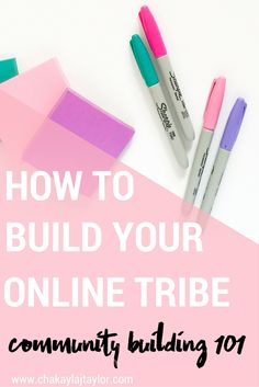 Community Building 101: How to Build Your Online Tribe — Learn how to build a strong online tribe (P.S. community building builds trust and boosts sales).