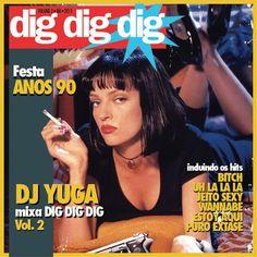 DJ Yuga mixa DIG DIG DIG Vol. 2  Ouça aqui ;)  https://www.mixcloud.com/djyuga/dj-yuga-mixa-dig-dig-dig-vol-2/Google+