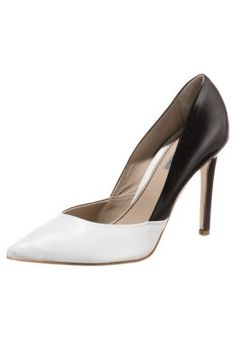 High Heel Pumps - bianco