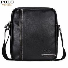 935091f4c9 VICUNA POLO Casual Brand Men Crossbody Bag Leisure Multifunctional Shoulder  Bag Crossbody Bags For Travel