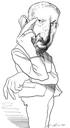 Martin Heidegger, David Levine