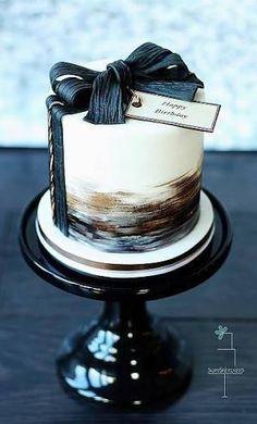 Image result for man's birthday cake