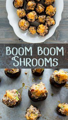 Boom Boom Shrooms
