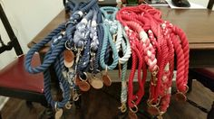 Ombre Collection Dog Leashes www.forevermootsy.com #forevermootsy