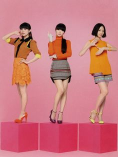 Perfume – The Best Maxi Playsuit, Perfume Jpop, Perfume Recipes, Invisible Woman, Essential Oil Perfume, Solid Perfume, Japanese Girl Group, Kpop Girls, Beauty Women