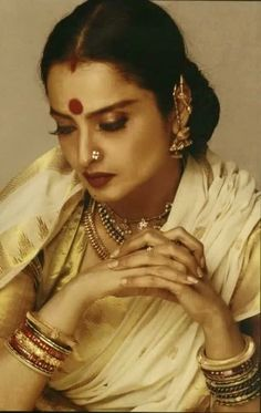The Ever Golden  Rekha ...