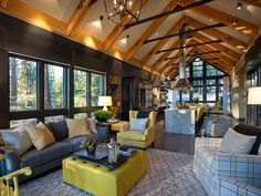 Lake Tahoe Mountain Home. Go inside!