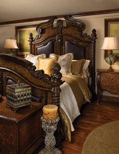 King Canopy Bed | bedroom ideas | Pinterest | Canopy, Bedrooms and ...