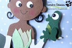 fun-ideas handmade: The Princess and the Frog