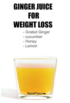 Weight Loss Supplements: Ginger Juice for Weight Loss Weight Loss Juice, Weight Loss Meals, Quick Weight Loss Tips, Fat Loss Diet, Weight Loss Shakes, Weight Loss Drinks, Losing Weight Tips, Weight Loss Smoothies, Fast Weight Loss