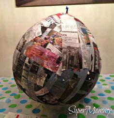 DIY Birthday Pinata