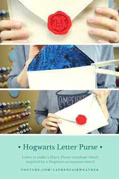 13 best diy gifts for harry potter fans images on pinterest harry learn to sew this harry potter envelope purse to make solutioingenieria Image collections