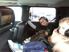 Autotain Car Headrest DVD Customer Testimonial - 2006 Hummer H2.  #headrestdvdplayer #family http://www.onfair.com/2006-hummer-h2-autotain-car-headrest-dvd-player-testimonial/