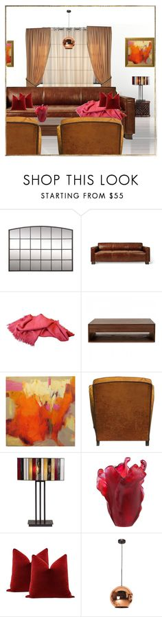 """""""Last Decor Set 2017 (mebbe)"""" by rhaxkido ❤ liked on Polyvore featuring interior, interiors, interior design, home, home decor, interior decorating, Gus* Modern, Robert Louis Tiffany, Daum and Renwil"""