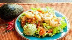 Shrimp Mexican Salad
