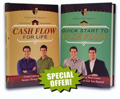 Get your free copy of HGTV Income Property host Scott McGillivray's    Cash Flow For Life    Over 30,000 copies sold!