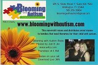 Jodi is host of Blooming with Autism