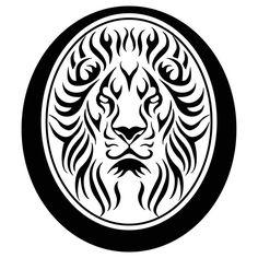 The Future Leon Crest Lion Poster, Children Images, Piercings, Football, Future, Kunst, Peircings, Soccer, Piercing