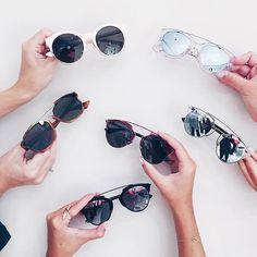 Já escolheu seu óculos Dior preferido?! Então vem busca-lo nas oticaswanny.com…