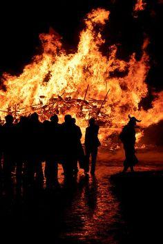 Bucket list: Up Helly Aa fire festival (Lerwick, Shetland)