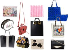 """""""Fave bags"""" by iippop on Polyvore"""