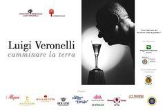 Luigi Veronelli - camminare la terra alla Triennale di Milano: la mostra per lasciarsi guidare dalla sua stessa voce nell'Italia della seconda metà del 900  #FoodConfidential