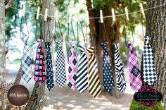 Boy Ties Galore $10.50 #zebra #boys #tie