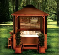 Portable Gazebo Spas