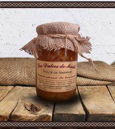 Los Dulces de Maite Dulce de Naranja Producto artesanal, sin conservantes. Peso Neto: 400 g. Industria Argentina