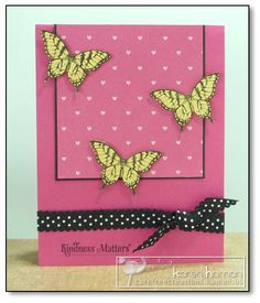 Kindness Matters kth by kthaman - Cards and Paper Crafts at Splitcoaststampers
