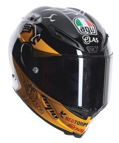 AGV Corsa Guy Martin Replica Helmet