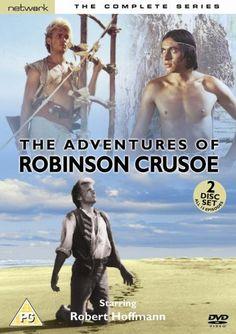 The Adventures Of Robinson Crusoe [1964] [DVD]: Amazon.co.uk: Robert Hoffmann, Fabian Cevallos, Erich Bludau: Film & TV