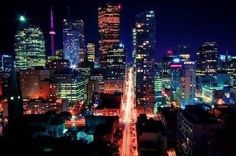 night city are wonderful #town #photo #at night