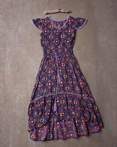 Sienna Dress in Orchid -  great website for children clothes