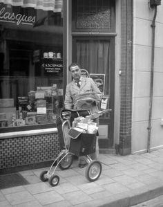 postbode - omstreeks 1961