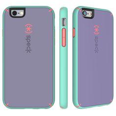 Speck MightyShell   Heather Purple/Warning Orange/Aloe Green   $49.95