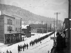 Greenwood, B.C. Historical Pictures, New York Skyline, Trail, History, Image, History Books, Historia, Historical Photos