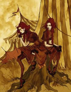 Conjoined Twins - Abigail Larson