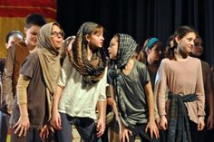 What to Wear It seems there has been a bit of confusion about what to wear for the musical. We hope this post helps clear things up. Townspeople Muted colours: peasant look Brown, grey, beige, or…