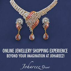 Are you looking to buy a jewellery piece in india? Get online jewellery shopping experience beyond your imagination at Johareez.com!