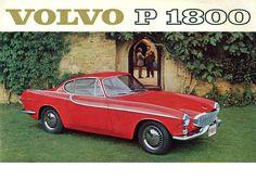 1962 Volvo P 1800