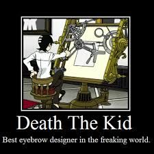 Image result for soul eater death the kid